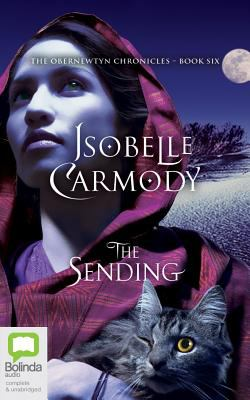 Imagen de portada para The sending. bk. 7 [sound recording CD] : Obernewtyn chronicles series