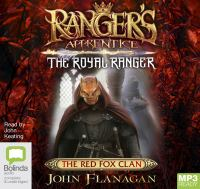 Imagen de portada para The Red Fox Clan. bk. 2 [sound recording MP3] : Ranger's apprentice series