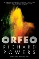 Cover image for Orfeo