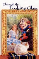 Cover image for Through the looking-glass