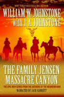 Cover image for Massacre canyon the Family Jensen