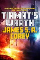 Imagen de portada para Tiamat's wrath. bk. 8 [sound recording CD] : Expanse series