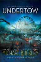 Cover image for Undertow. bk. 1 Undertow series