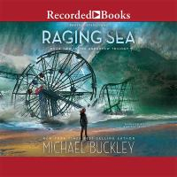 Cover image for Raging sea. bk. 2 Undertow trilogy series