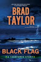 Cover image for Black flag Pike Logan series