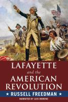 Cover image for Lafayette and the American Revolution