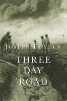 Cover image for Three day road