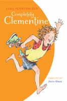 Cover image for Completely Clementine