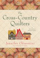 Cover image for The cross country quilters