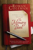 Imagen de portada para The memory book