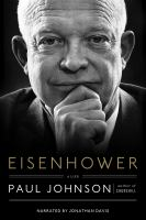 Cover image for Eisenhower a life