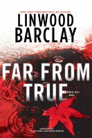 Cover image for Far from true