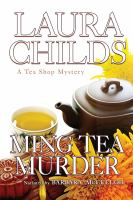 Cover image for Ming tea murder