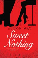 Cover image for Sweet nothing