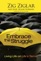 Cover image for Embrace the struggle