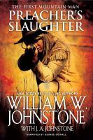 Imagen de portada para Preacher's slaughter. bk. 21 [sound recording CD] (George Guidall version) : First mountain man series