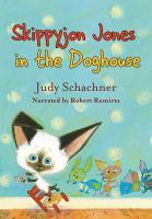 Cover image for Skippyjon Jones in the doghouse