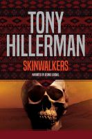 Cover image for The skinwalkers