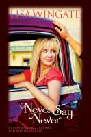 Cover image for Never say never