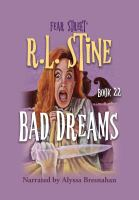 Cover image for Bad dreams
