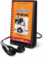 Cover image for The long haul. bk. 9 [Playaway] : Diary of a wimpy kid series
