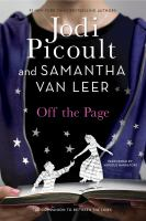 Cover image for Off the page