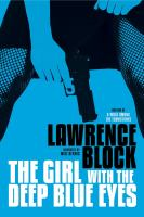 Cover image for The girl with the deep blue eyes