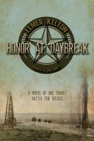 Cover image for Honor at daybreak