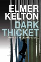 Cover image for Dark thicket
