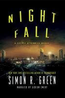 Cover image for Night fall. bk. 12 [sound recording CD] : Secret histories series