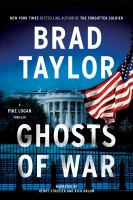 Cover image for Ghosts of war. bk. 10 Pike Logan series
