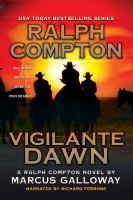 Cover image for Vigilante dawn