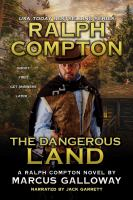 Cover image for Ralph Compton the dangerous land