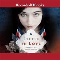 Cover image for A little in love [sound recording CD]