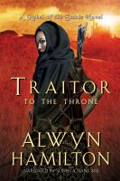 Cover image for Traitor to the throne. bk. 2 [sound recording CD] : Rebel of the sands series