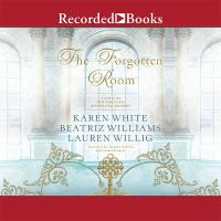 Cover image for The forgotten room [sound recording CD]