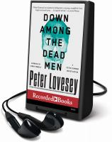 Cover image for Down among the dead men. bk. 15 Peter Diamond investigation series
