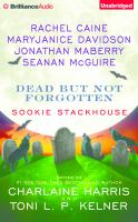 Cover image for Dead but not forgotten stories from the world of Sookie Stackhouse