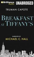 Cover image for Breakfast at Tiffany's [sound recording CD]