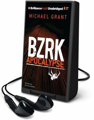 Cover image for BZRK apocalypse. bk. 3 [Playaway] : BZRK series