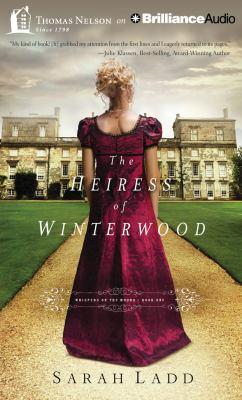 Imagen de portada para Heiress of Winterwood. bk. 1 Whispers on the moors series