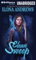 Cover image for Clean sweep. bk. 1 [sound recording CD] : Innkeeper chronicles series