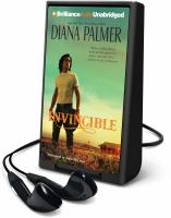 Cover image for Invincible. bk. 50 [Playaway] : Long, tall Texans series