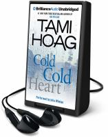 Cover image for Cold cold heart [Playaway]