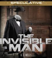 Cover image for The invisible man [sound recording CD]