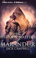 Cover image for The hidden masters of Marandur. bk. 2 [sound recording CD] : Pillars of reality series