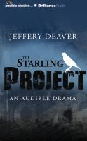 Cover image for The Starling project an audible drama