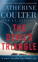 Cover image for The devil's triangle. bk. 4 [sound recording CD] : Brit in the FBI series