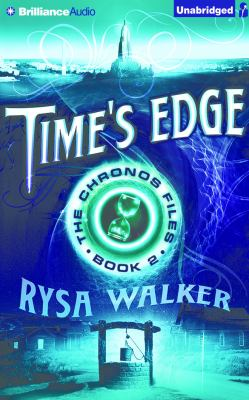 Cover image for Time's edge. bk. 2 [sound recording MP3] : Chronos files series