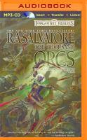 Imagen de portada para The thousand orcs. bk. 1 [sound recording MP3] : Forgotten realms. Hunter's blades series